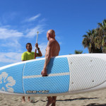 SUP in Marbella