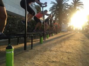 Jumping & Bootcamp